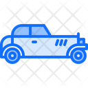 Retro Car Mafia Icon