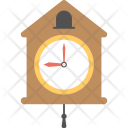 Retro Clock Icon