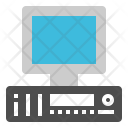 Monitor Cpu Desktop Icon