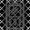 Retro Mobile Icon