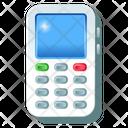Retro Phone Retro Mobile Keypad Phone Icon