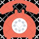 Retro Phone Dial Icon