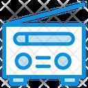 Retro Radio Vintage Radio Radio Receiver Icon