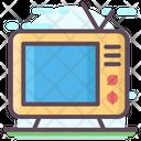 Retro Television Tv Television Icon