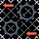 Retrograde Icon
