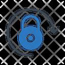 Retry Lock Icon