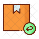 Return Return Delivery Return Package Icon
