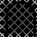 Return Arrow Direction Icon
