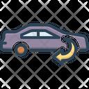 Return Comeback Regress Icon
