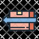Return Return Box Box Icon