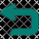 Return Arrow Backward Previous Icon