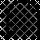 Return Arrow Icon