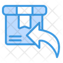 Return Return Box Package Icon