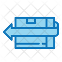 Return Box Delivery Icon