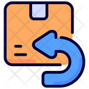 Return Courier Icon