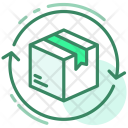 Box Shipping Product Icon