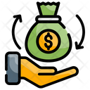 Return Investment Financial Money Icon