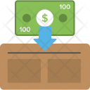 Money Back Cash Icon