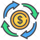Investment Money Return Icon