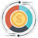 Return Investment Dollar Icon