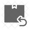 Package Return Delivery Icon