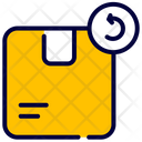 Package Parcel Return Icon
