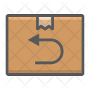 Return parcel Icon