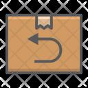 Return Shipping Easy Icon