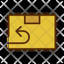 Return Parcel Package Return Icon