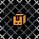 Return Parcel Icon