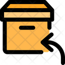 Return Parcel Return Package Return Icon