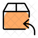 Return Parcel Return Return Package Icon