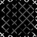 Return Parcel Box Icon