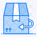 Return Policy Parcel Return Order Return Icon