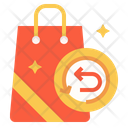Shopping Bag Goods Icon