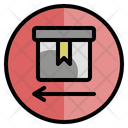 Product Return Refund Icon