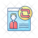 Returning Visitor Person Icon