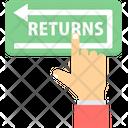 Returns Icon