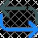 Retweet Repeat Arrow Icon