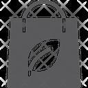 Reusable Bag Icon
