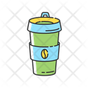Coffee Cup Reusable Icon