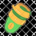 Reusable Coffee Cupn Icon