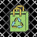 Reusable Bag Grocery Icon