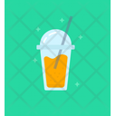 Reusable Juice Cup Icon
