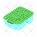 Reusable Lunch Box Icon