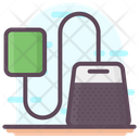Reusable Tea Bag Icon