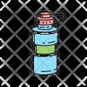 Bottle Reusable Zero Icon