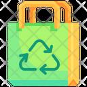 Reuse Bag Icon