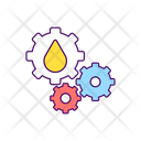 Recycle Reuse Oil Icon