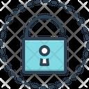 Reveal Unlock Confidential Icon